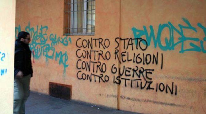 Palermo, Włochy: Z Południowej Sekcji Izolacji w więzieniu Pagliarelli