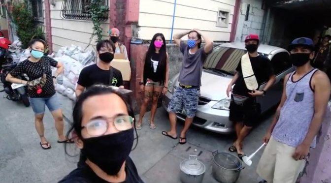 Filipiny: Akcja wzajemnej pomocy w walce z pandemią Covid-19 (wideo)