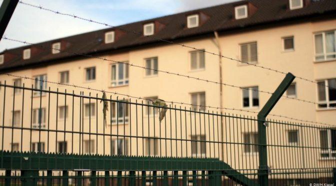 Bazylea, Szwajcaria: Systematyczna przemoc wobec uchodźców – wezwanie do działania