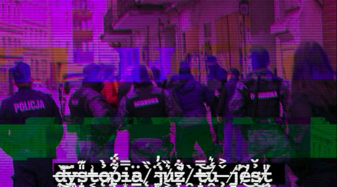"""Wrocław, Polska: Pandemia Squat: """"Dystopia już tu jest – pozostaje jedynie z nią walczyć"""""""