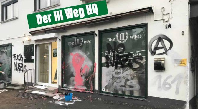Niemcy: Seria ataków bezpośrednich wymierzonych w środowiska neonazistowskie
