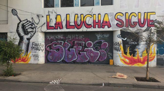 "Seria ""Dysydentki.ci"": Rewolta w Chile"