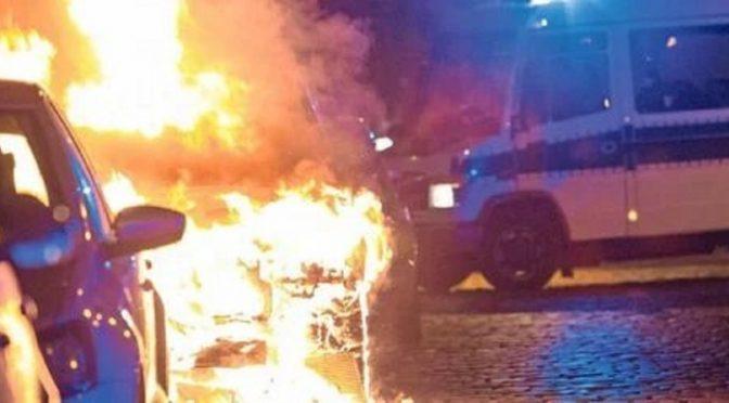 Berlin, Niemcy: Sylwester – O utracie kontroli przez policję w berlińskiej dzielnicy Neukölln
