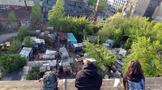 Oświadczenie: Wagenplatz Køpi w Berlinie jest zagrożony eksmisją