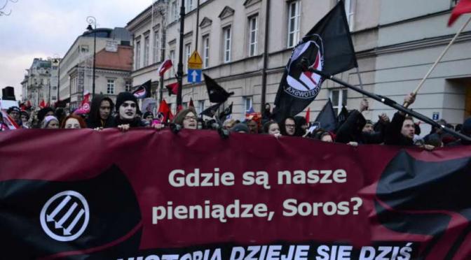 """Wszędzie poza Grecją: Organizacja """"Antifa"""" pozywa G. Sorosa za niewypłacone od paru miesięcy pensje"""