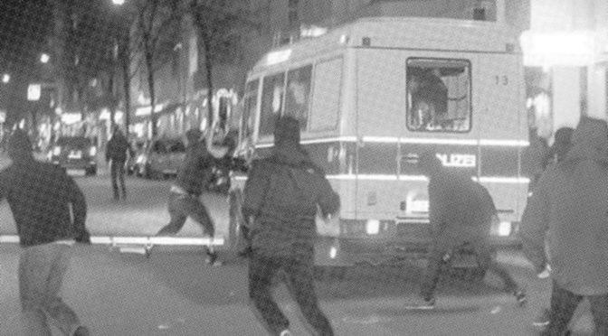 """Niemcy, Lipsk: Za powstanie, za Rigaer94 – pożar w budynku ośrodka dla """"trudnej młodzieży"""""""